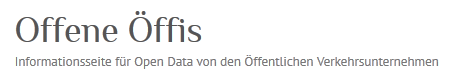 Offene-Oeffis.at